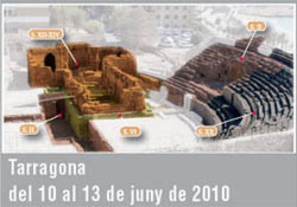 Tarragona is home to the IV Congress of Medieval and Modern Archaeology of Catalonia on 10 June