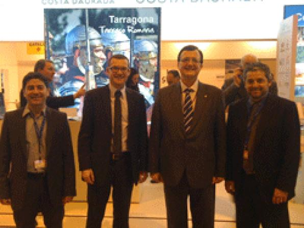 Tarragona introduces its Competitiveness Plan in FITUR 2011