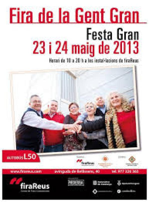 Fair for the Elderly 2013 in Reus