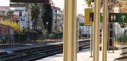 How to get to Salou by train