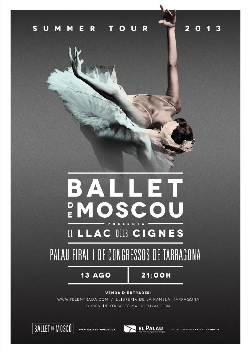 Ballet Posters uk Poster Show Moscow Ballet