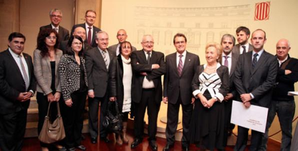 Artur Mas: 'The tourism is destined to continue to exercise leadership in the whole country' 1