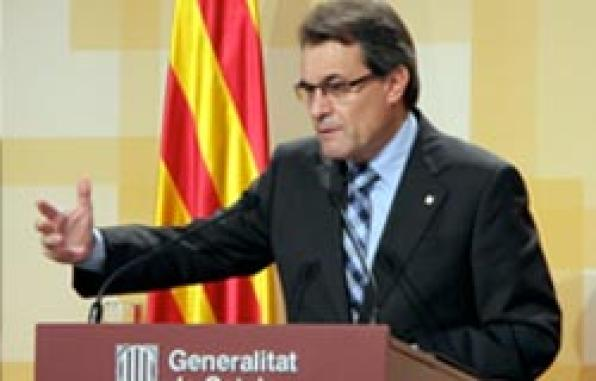 Artur Mas: 'The tourism is destined to continue to exercise leadership in the whole country'
