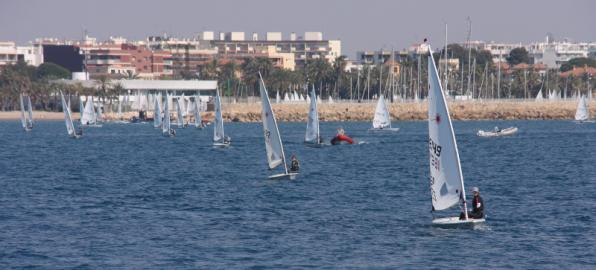 Salou hosted this summer Spanish Championship Sailing