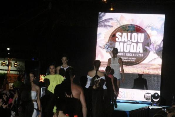 "Triumph of the second edition of ""Salou de Moda"""