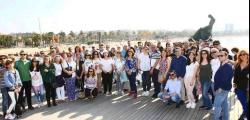 Final line to promote Salou as a tourist destination