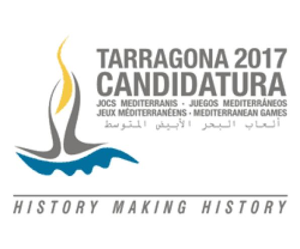 Tarragona, headquarters of the Mediterranean Games in 2017