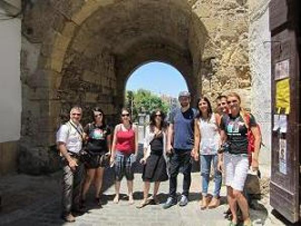 International Instagramers visit the Costa Daurada and Terres de lŽEbre