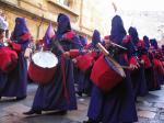Easter Tarragona. Holy Burial Procession. Friday -1