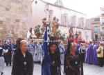 Easter Tarragona. Holy Burial Procession. Friday -2