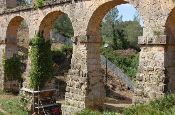 Begin work on restoration of the Bridge of the Devil
