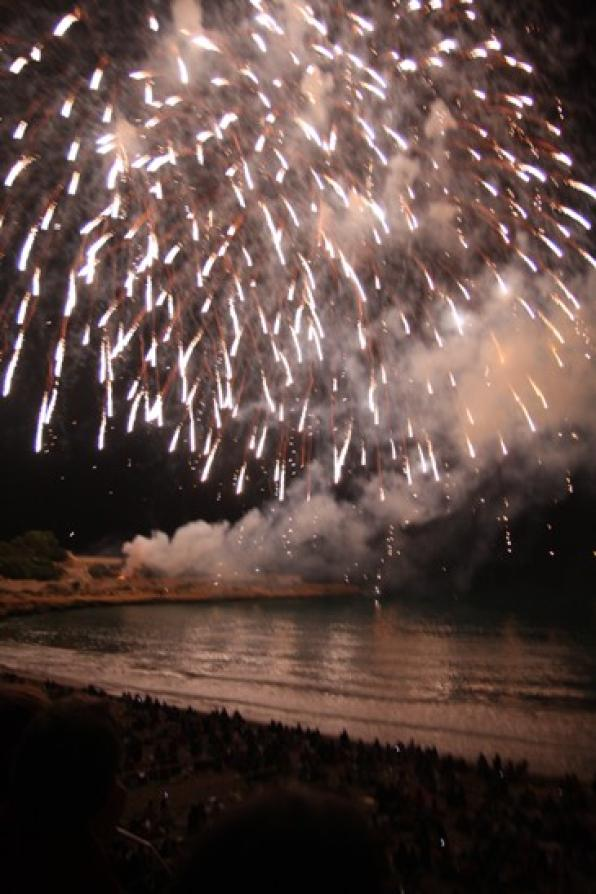 The Pirtoecnia Marti of Castelló wins Fireworks Competition of Tarragona