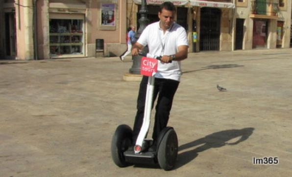City Segway Tours, another way to get around and know Tarragona