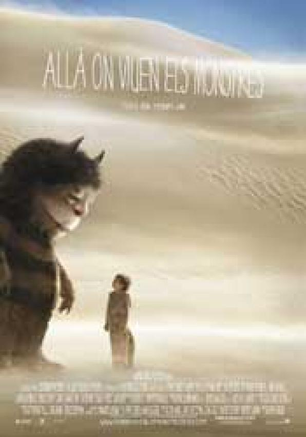 Premiered in Catalan of Where the monsters live