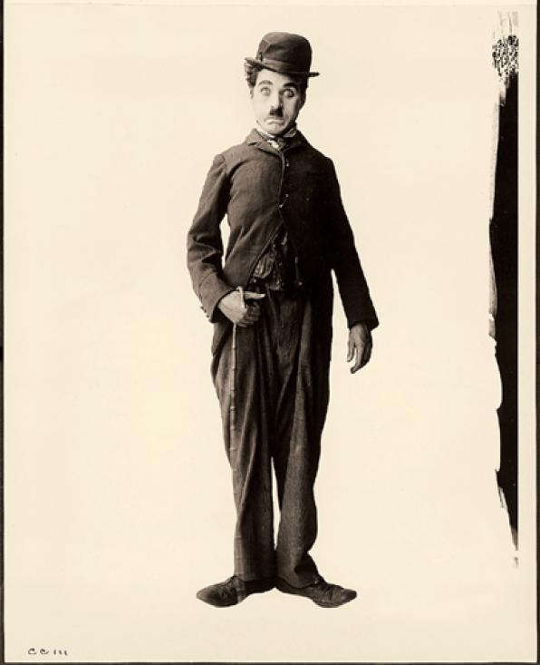 Chaplin in Pictures, at CaixaForum in Tarragona