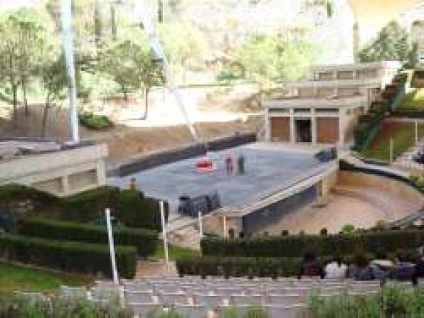 The Camp de Mart Auditorium of Tarragona host the XV Festival de Teatro Greco-Latin this Tuesday