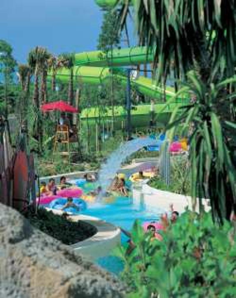 Portaventura aquatic park estrena el verano m s for Piscinas nudistas en madrid